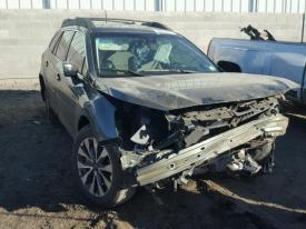 Salvage Subaru Outback